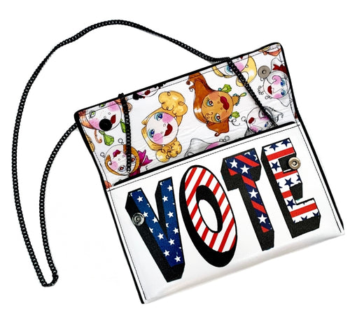 PATRIOTIC Voting Bag