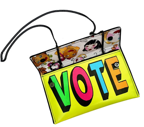 NEON Voting Bag