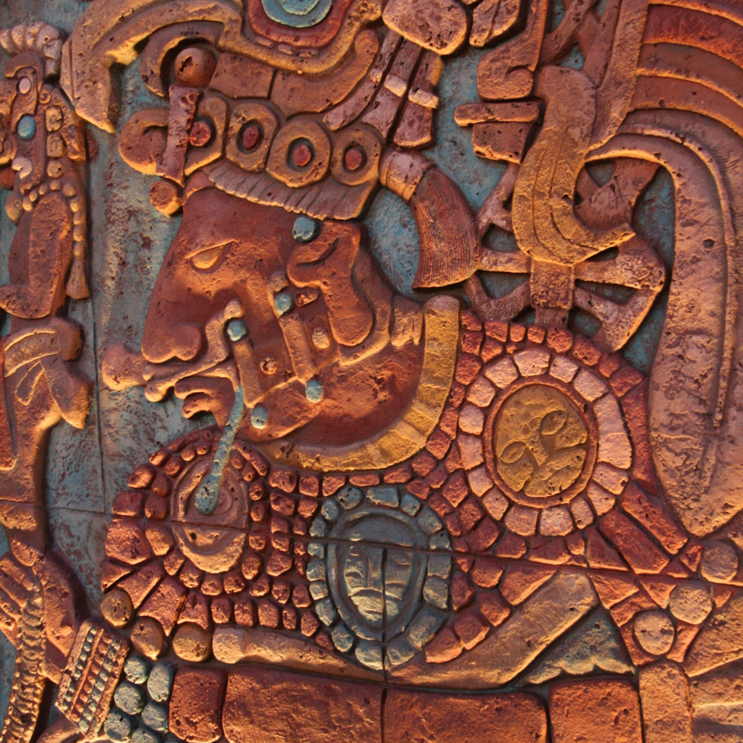 ANCIENT MAYAN CULTURE WORSHIPED THE PANTHER
