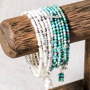 One-Of-A-Kind:  Fiesta Wrap Bracelet