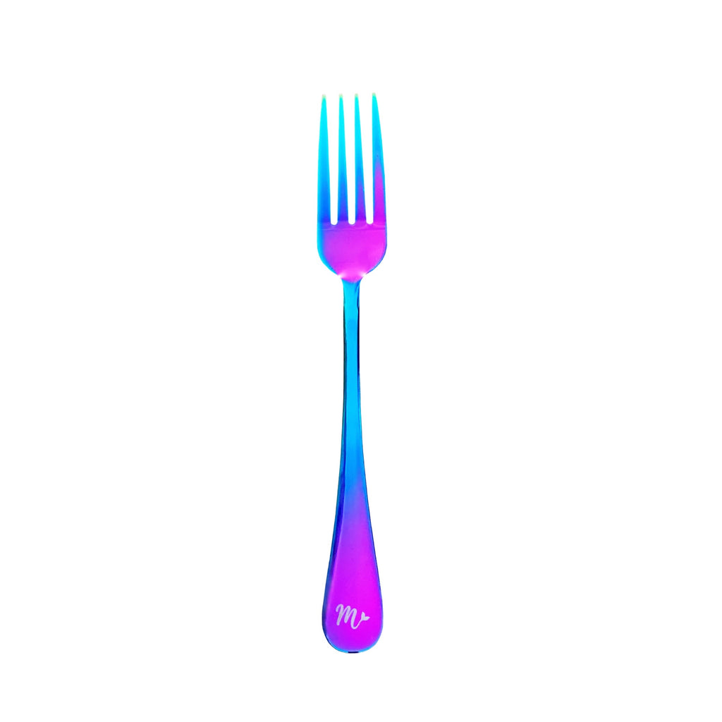 Mermaid Fork (Single) - Mermaid Straw