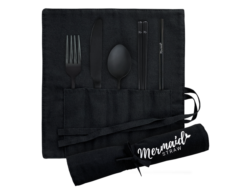 Ultimate Siren Travel Set - Black Wrap