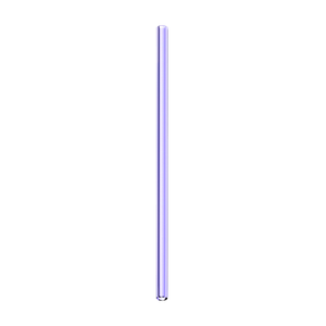 Glass Straw (Single | Straight | 6 colors)