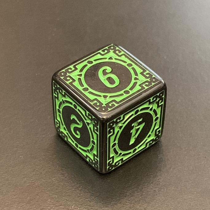 Magic Burst D6 Bulk dice