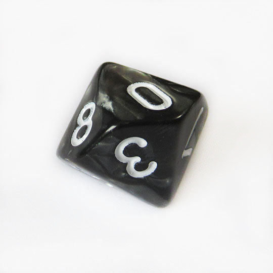 Black Pearl Dice Bulk Pieces