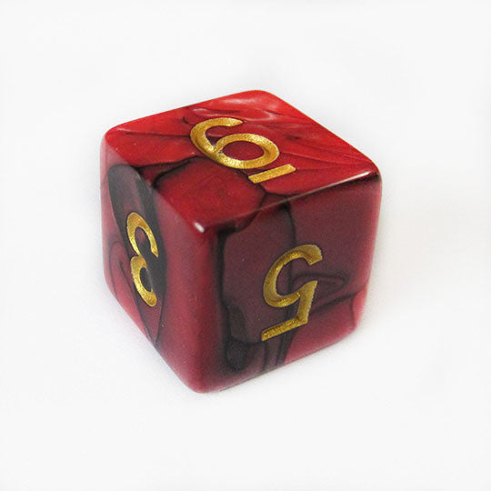 Creeping Darkness Dice Bulk Pieces