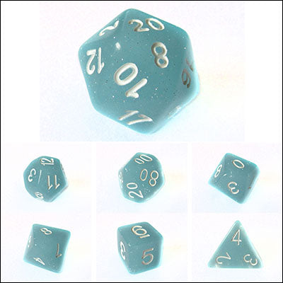 Blue Crush Dice Bulk Pieces