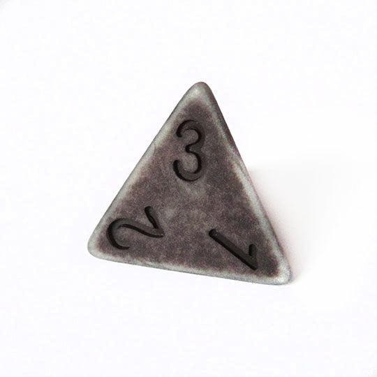 Ancient Silver Dice Bulk Pieces
