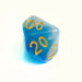 Cloudy Blue d10% Bulk Dice