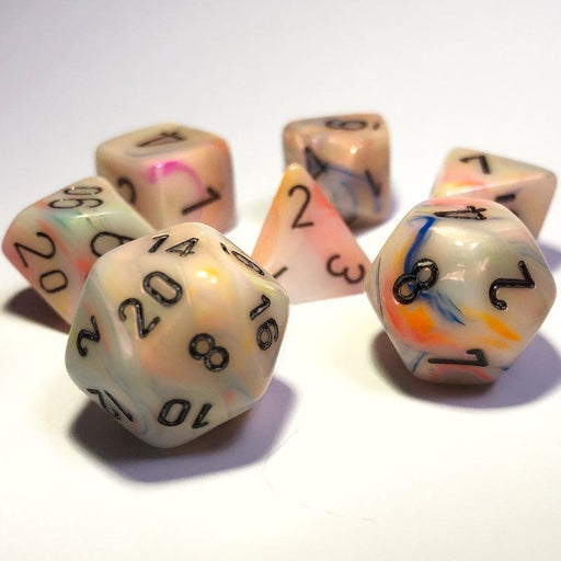 Chessex Festive Circus Dice Set
