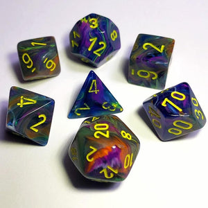 Chessex Festive Rio Dice Set