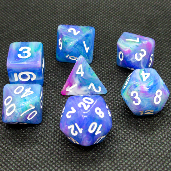 Muse Polyhedral RPG Dice Set