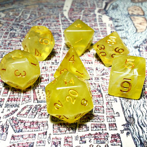 Noonday Sky Polyhedral RPG Dice Set