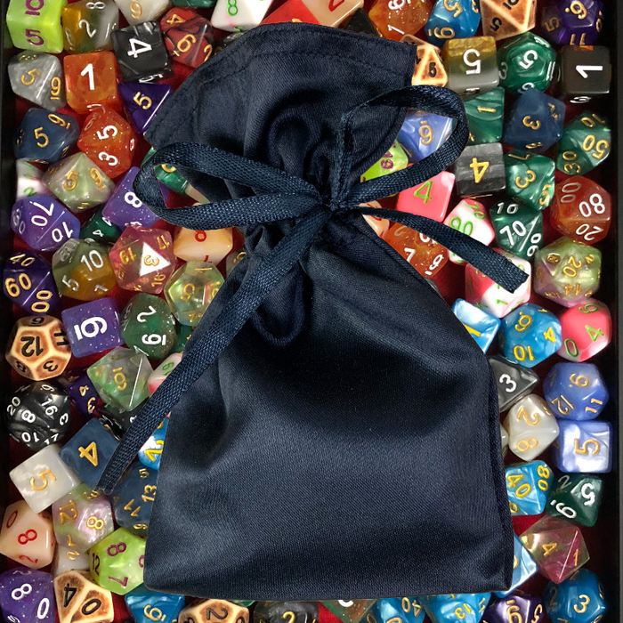 Bag of Secrets Mystery Dice Set