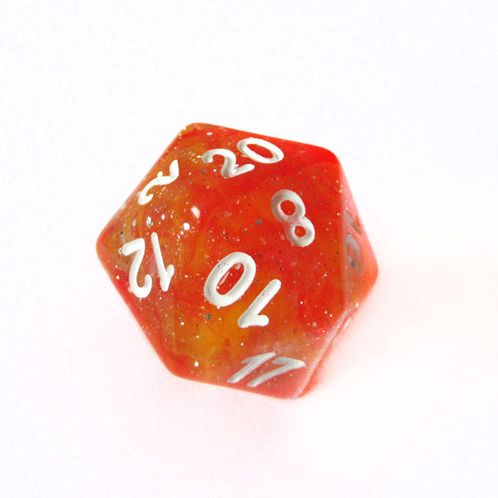 Phoenix Fire Dice Bulk Pieces