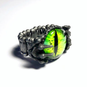 Dragon Eye Claw Ring