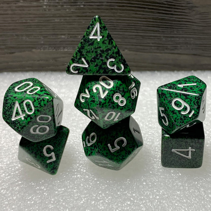 Speckled Recon Polyhedral RPG Dice Set