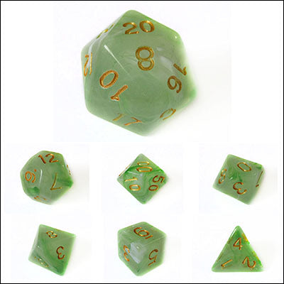 Sylvan Sorcery Dice Bulk Pieces
