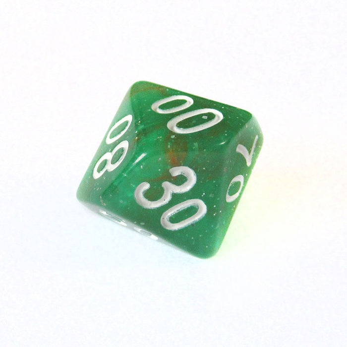 Toxic Forest Dice Bulk Pieces