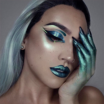 10 of Our Fave Halloween Makeup Looks for 2018