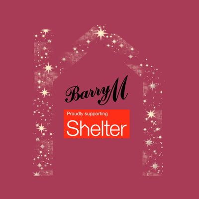 Barry M x Shelter