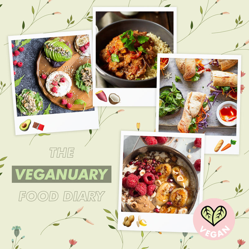 The Veganuary Food Diary