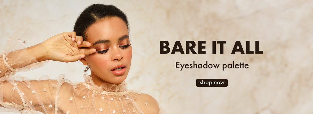 Bare it all eyeshadow palette