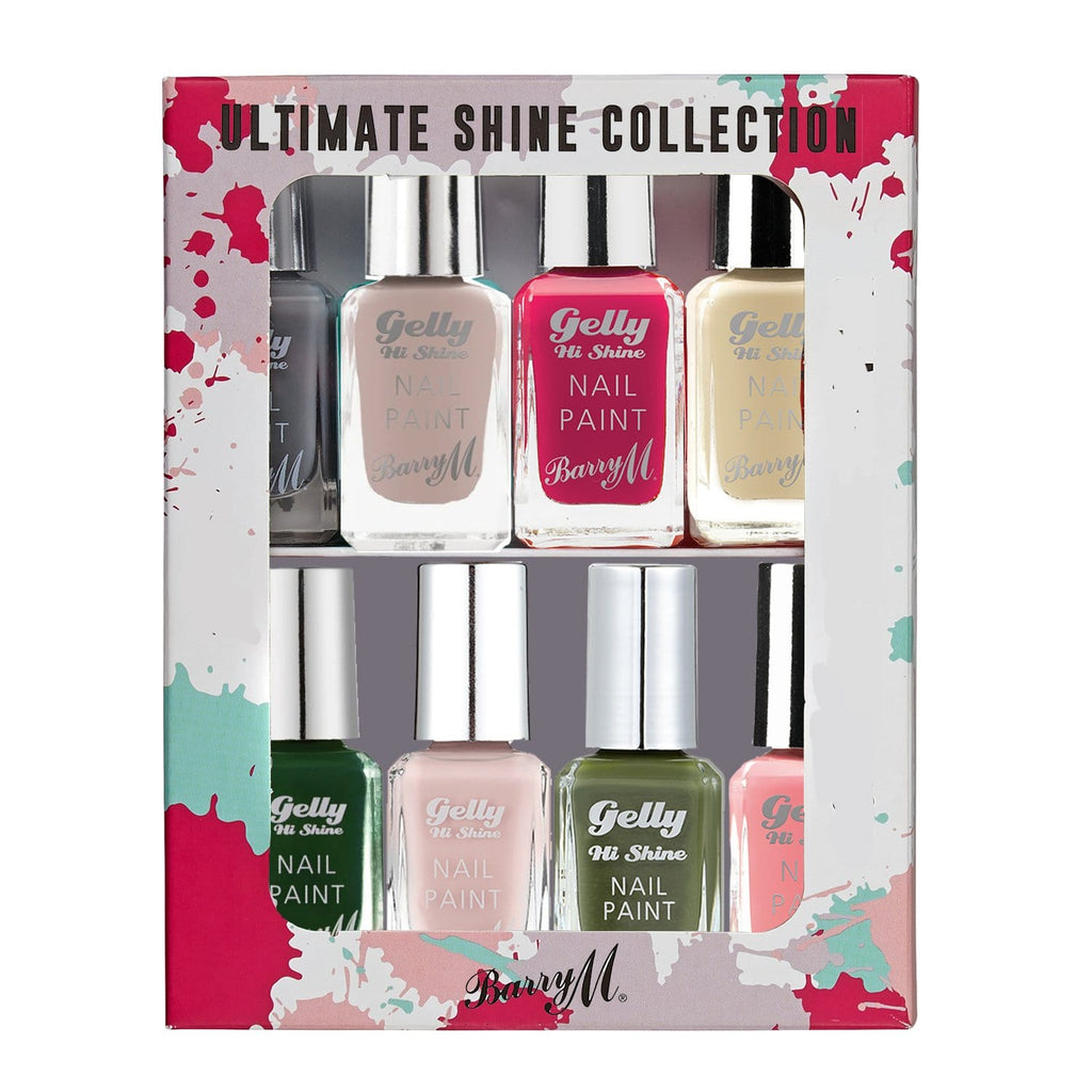 Ultimate Shine Gelly Nail Paint Gift Set