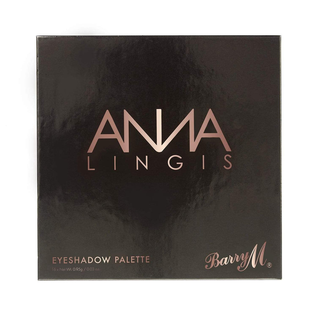 Barry M x Anna Lingis Eyeshadow Palette