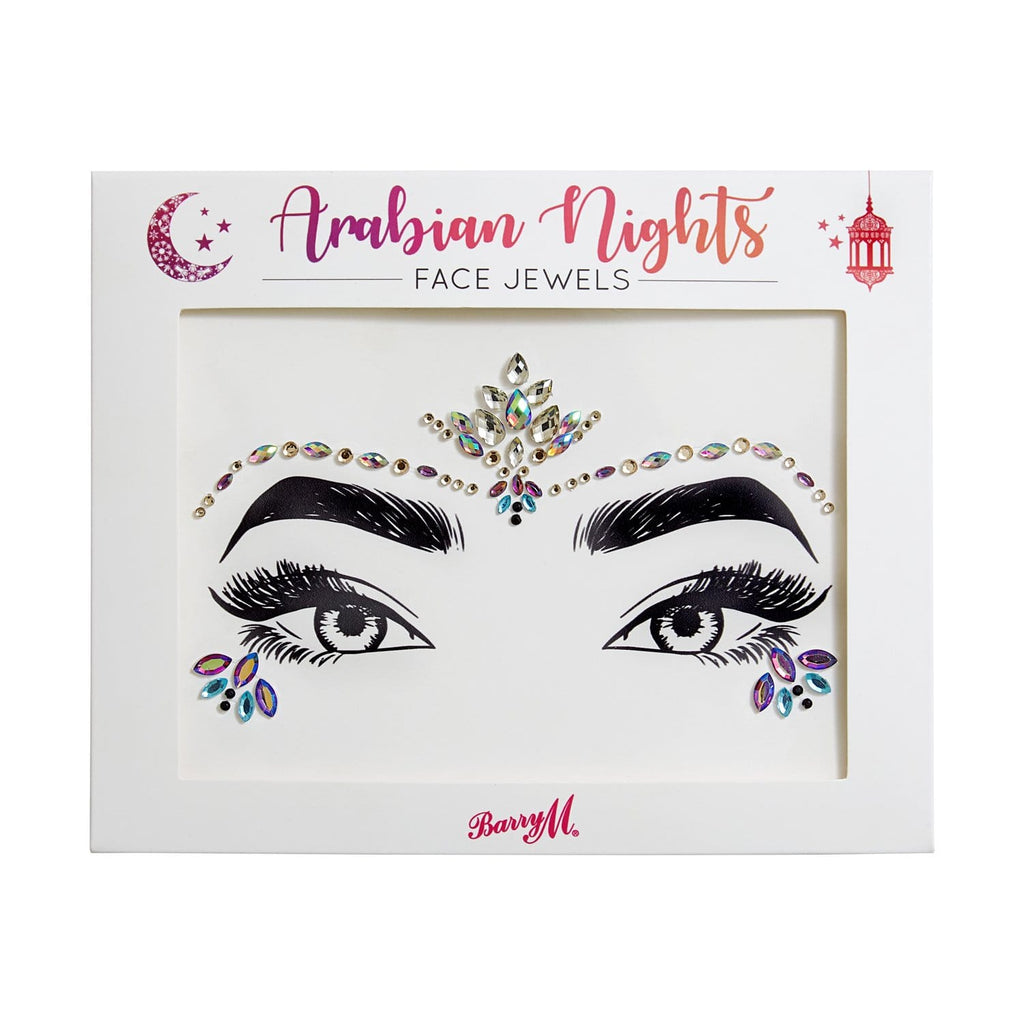 Face Jewels | Arabian Nights, Glitter and Jewels,FJ1