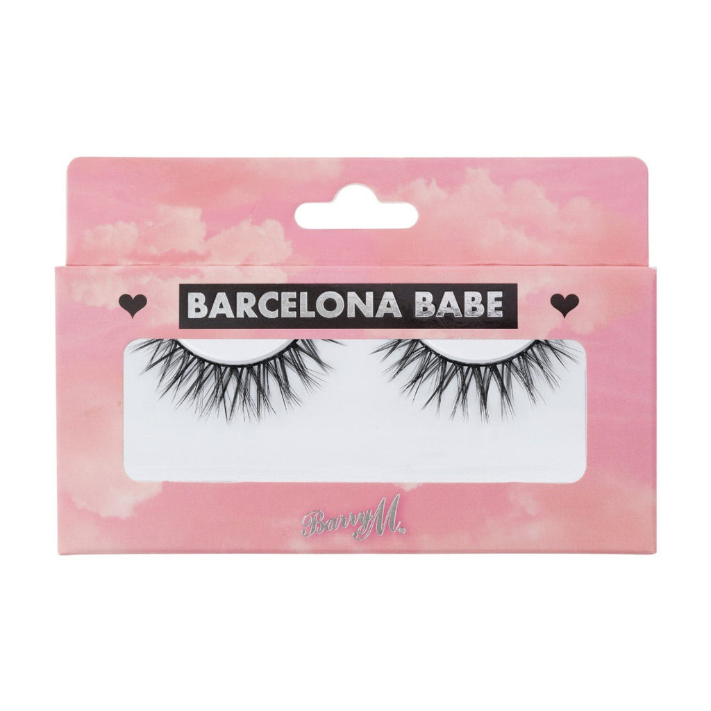 False Lashes | Barcelona Babe
