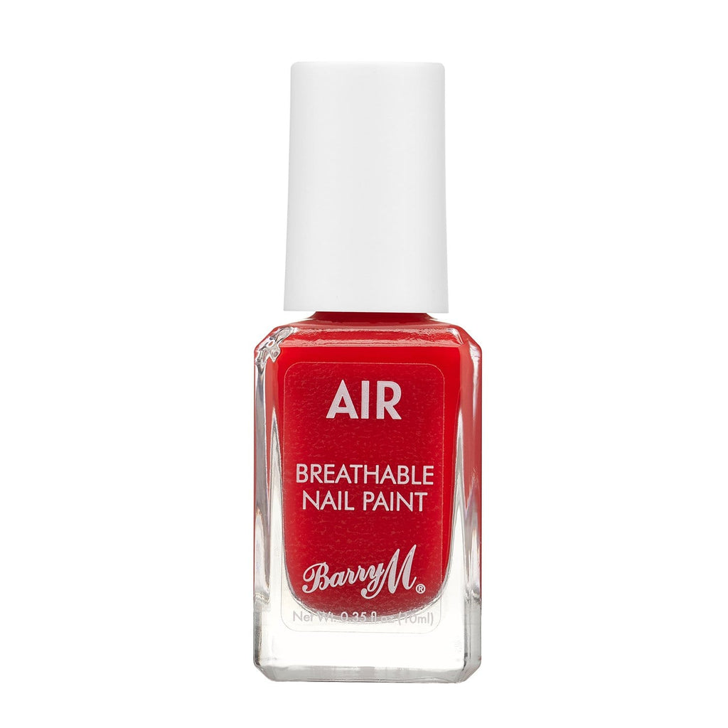 Air Breathable Nail Paint | Scarlet
