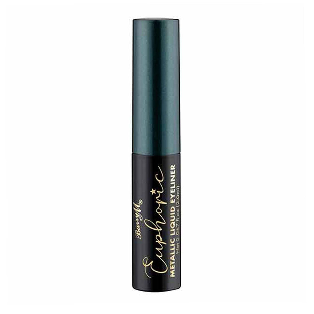 Barry M Euphoric Metallic Liquid Eyeliner | Jaded