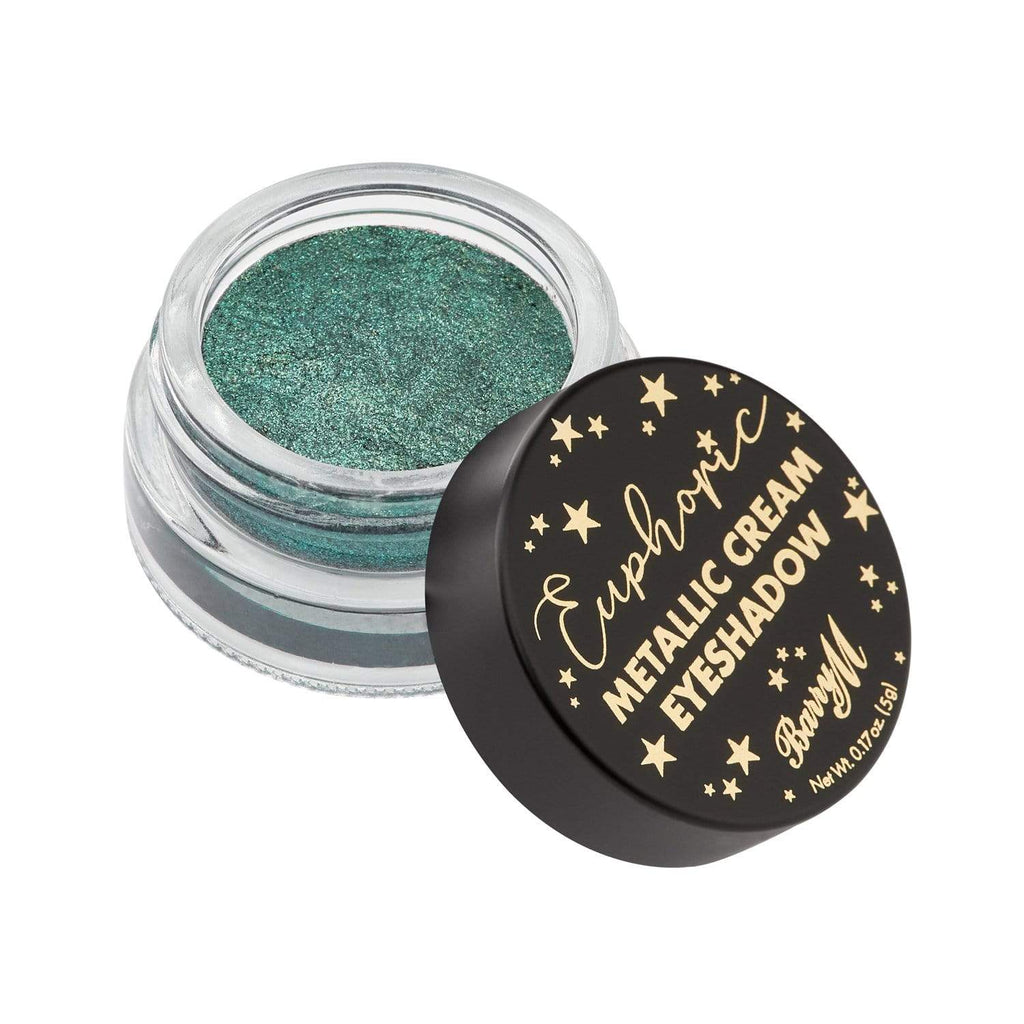 Barry M Euphoric Metallic Eyeshadow Cream | Aurora