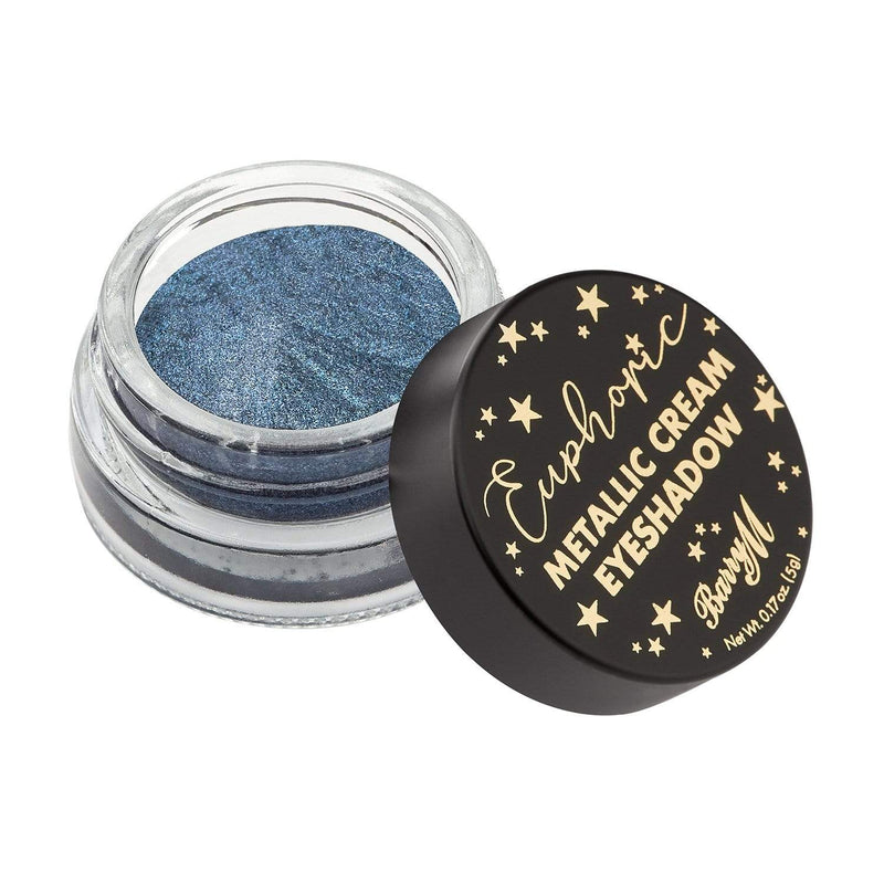 Barry M Euphoric Metallic Eyeshadow Cream | Tranced