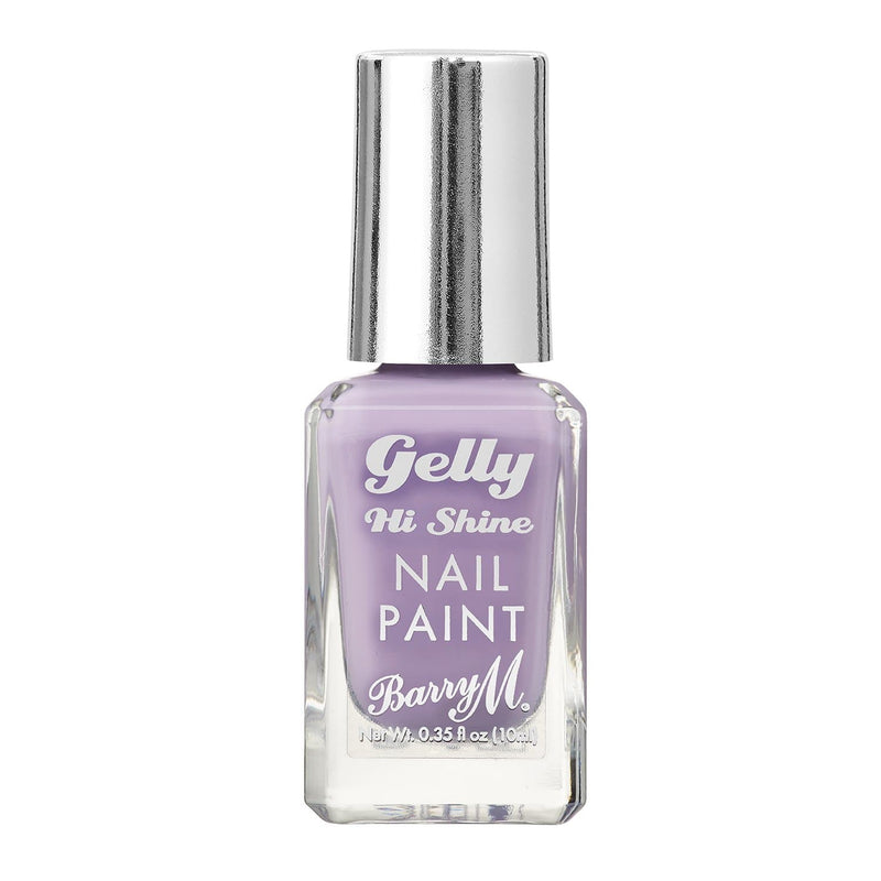 Gelly Hi Shine Nail Paint | Black Forest