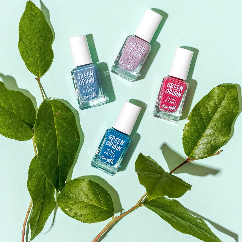 Barry M Green Origin Nail Paint | Cranberry lifestyle
