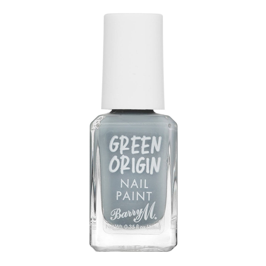 Barry M Green Origin Nail Paint | Charcoal