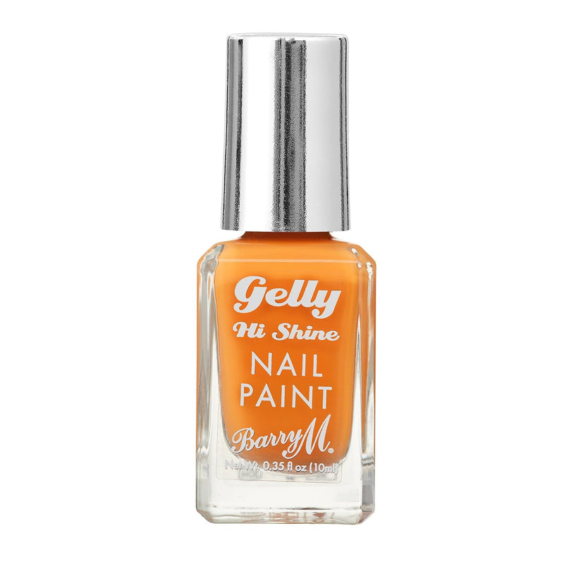 Gelly Hi Shine Nail Paint | Mandarin