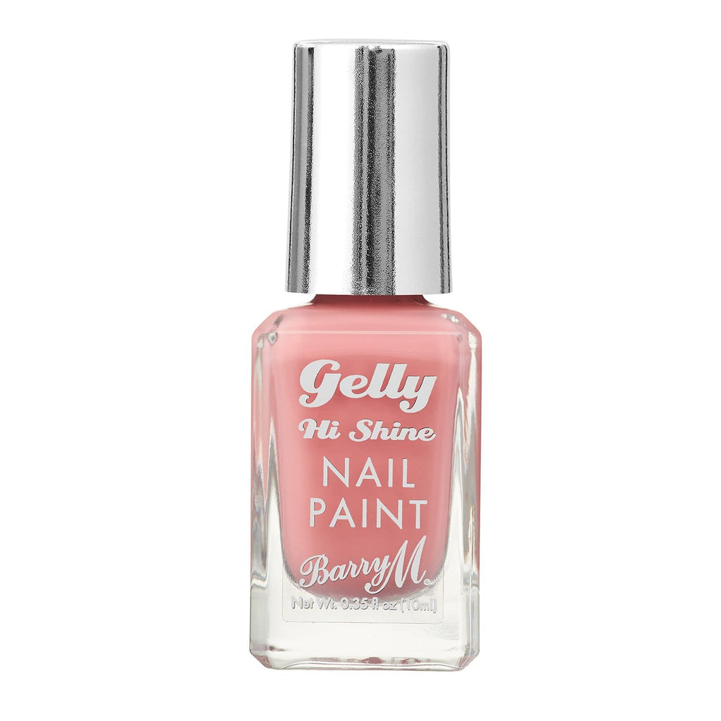 Gelly Hi Shine Nail Paint | Raspberry Ripple