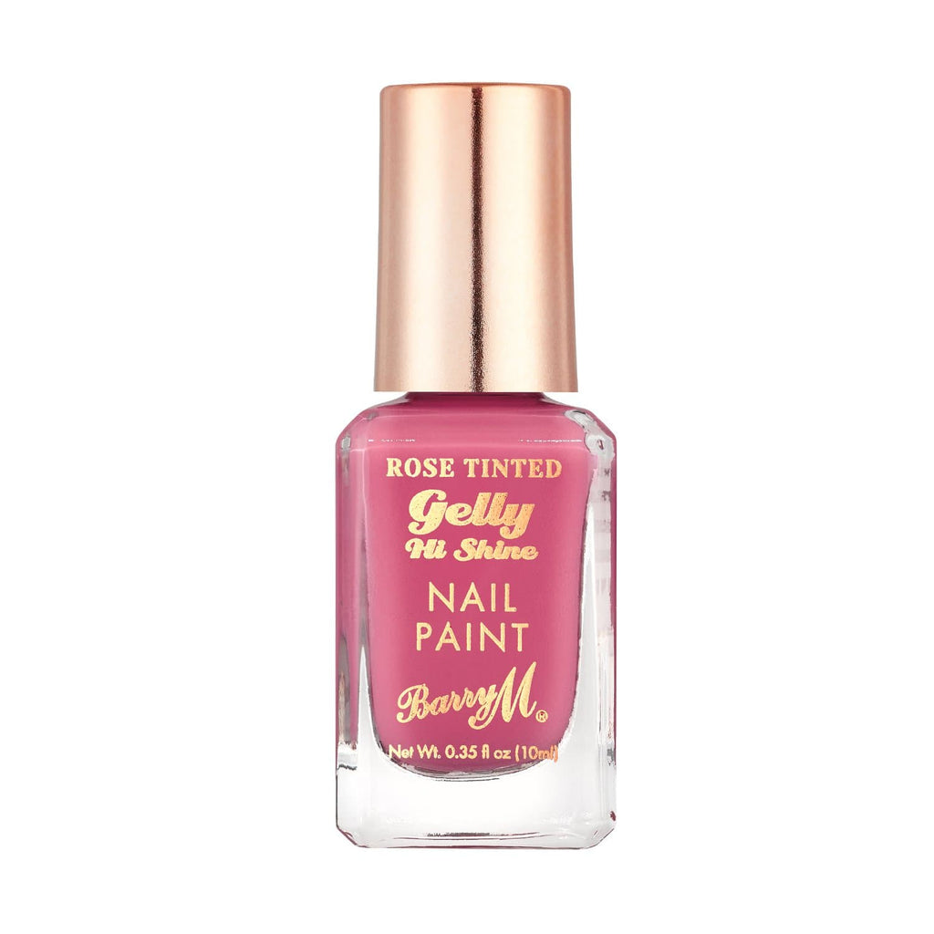 Barry M Rose Tinted Nail Paint | Crushed