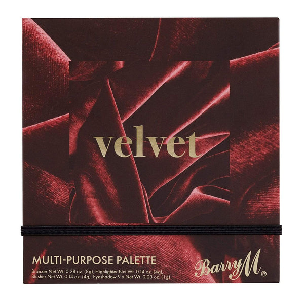 Barry M Velvet Multi-Purpose Palette