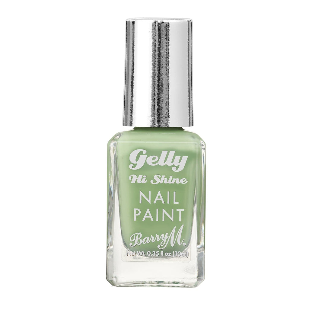 Gelly Hi Shine Nail Paint | Pistachio