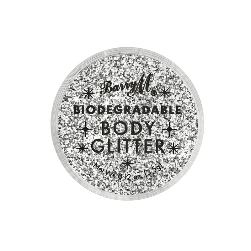 Barry M Biodegradable Body Glitter | Sparkler