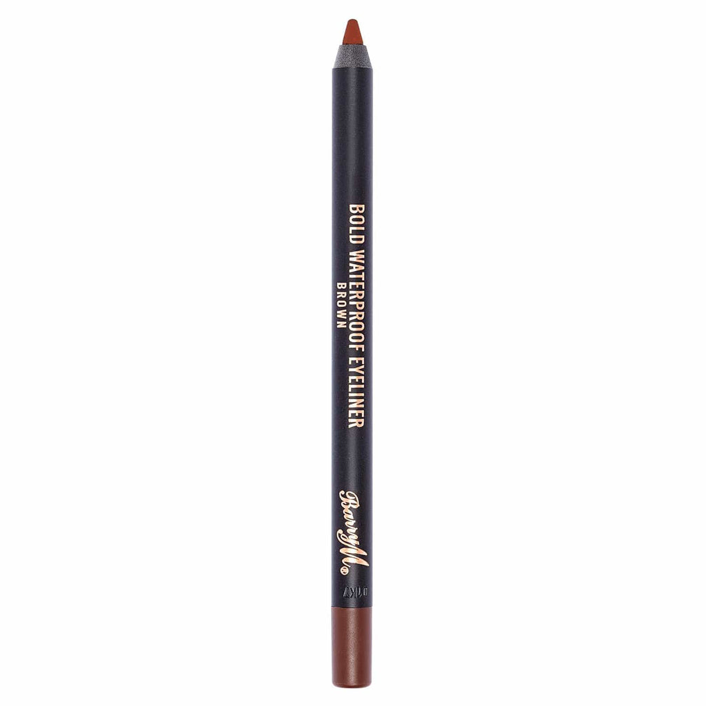 Bold Waterproof Eyeliner | Brown
