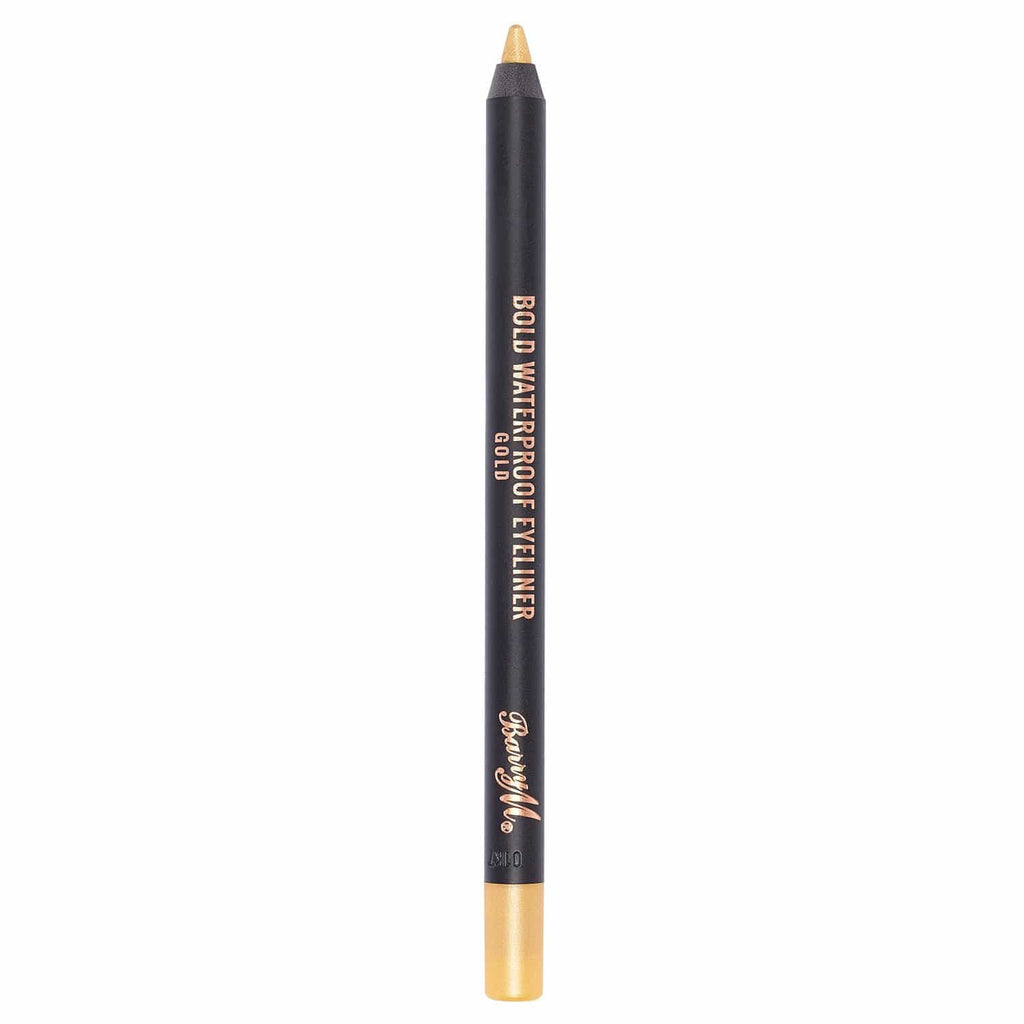Bold Waterproof Eyeliner | Gold