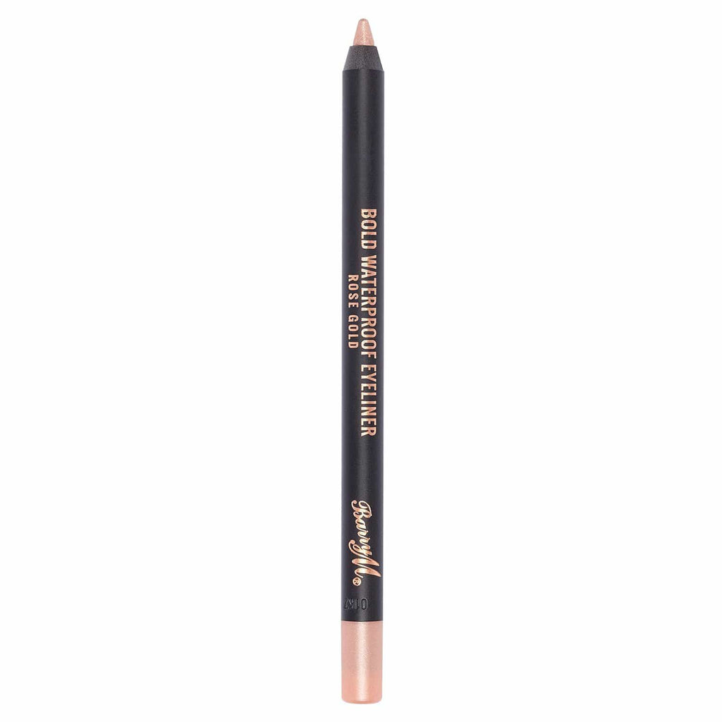 Bold Waterproof Eyeliner | Rose Gold