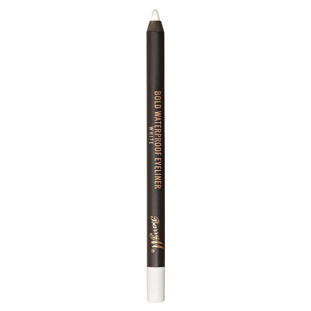 Bold Waterproof Eyeliner | White