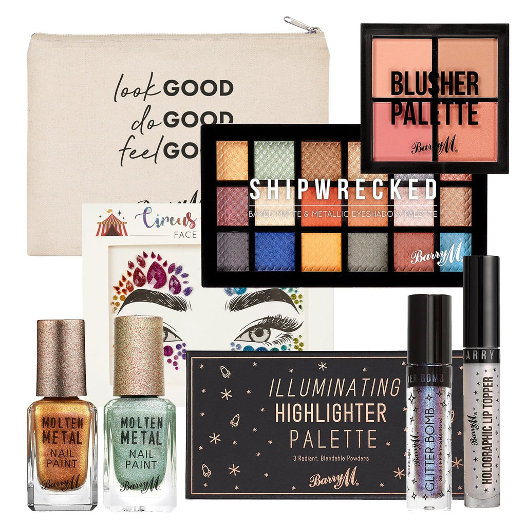 Bright Sparks Makeup Goody Bag