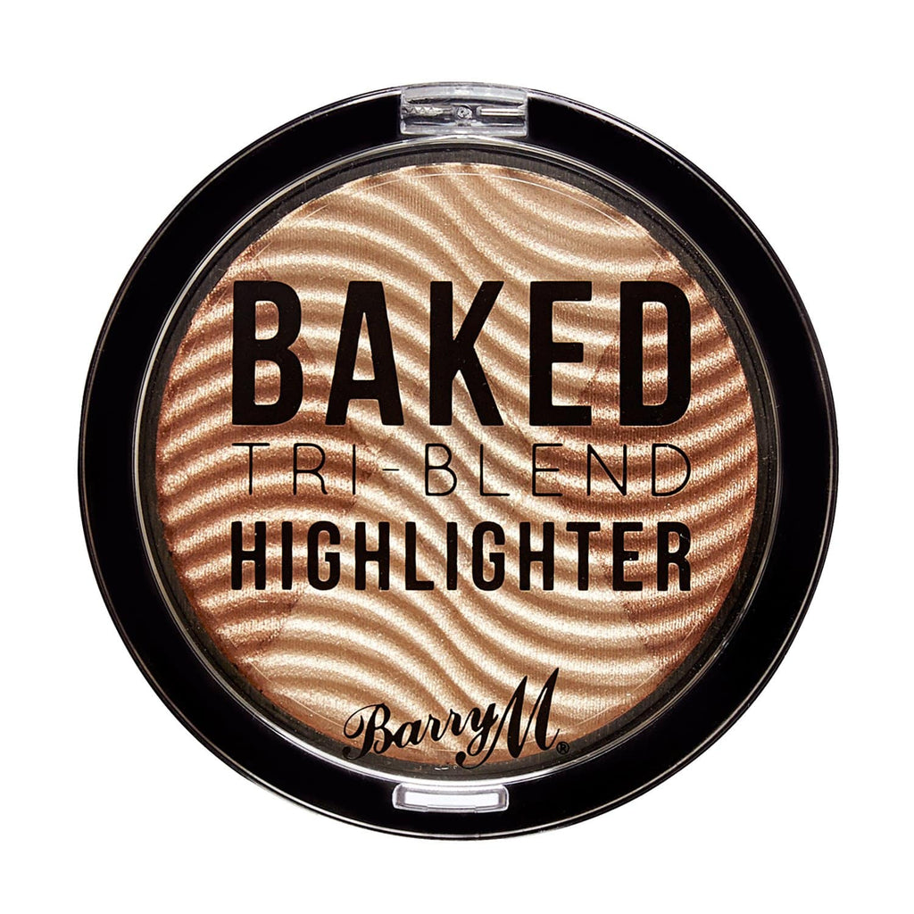 Baked Tri-Blend Highlighter, Highlighter,TBH2